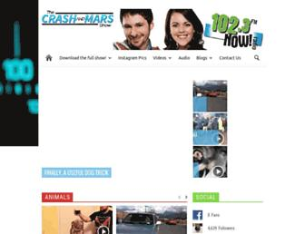 Thumbshot of Crashandmars.com