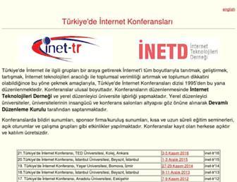 inet-tr.org.tr screenshot