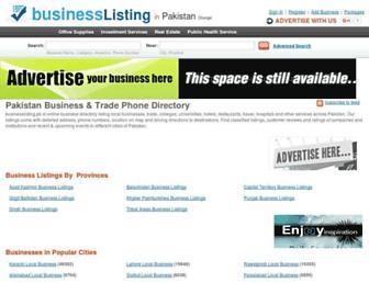 Thumbshot of Businesslisting.pk