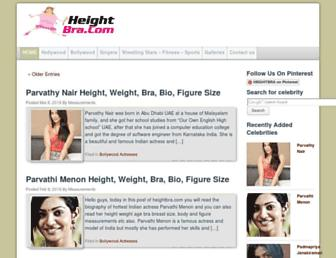 heightbra.com screenshot