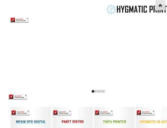 hygmatic.com screenshot