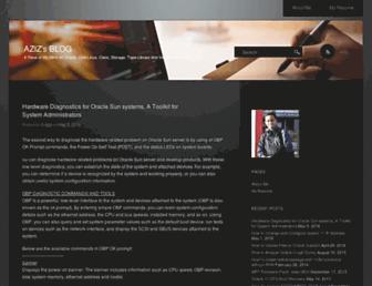 saifulaziz.com screenshot