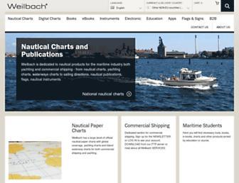 weilbach.com screenshot
