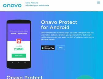 Thumbshot of Onavo.com