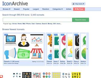 iconarchive.com screenshot
