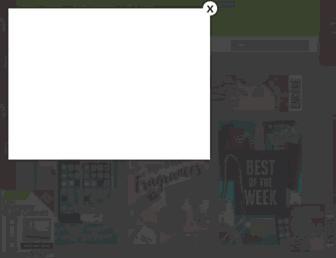 Main page screenshot of 1-day.co.nz