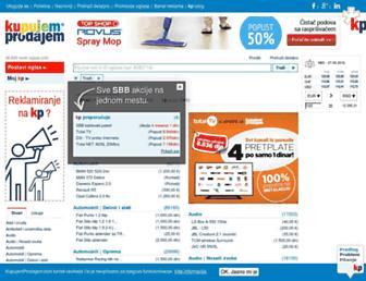 kupujemprodajem.com screenshot