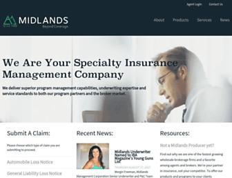 midlandsmgt.com screenshot